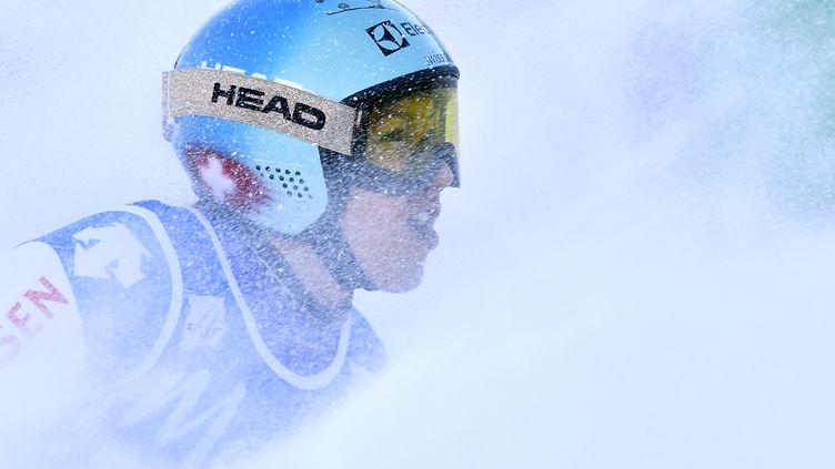 La Suissesse Wendy Holdener  (TIZIANA FABI / AFP)