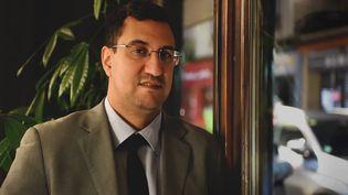 Le député Agir des Français établis hors de France (Maghreb et Afrique de l'Ouest) M'jid El Guerrab, le 17 février 2020. (JÉRÉMIE FULLERINGER / MAXPPP)