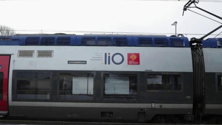 Depuis jeudi 3 décembre, la circulation du train de l'Aubrac est interrompue entre Neussargues (Cantal) et Saint-Chély d'Apcher (Lozère). Les élus locaux craignent une fermeture définitive de la ligne. (France 2)