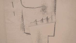 Collage de Picasso, 1914, Musée de Grenoble  (Pablo Picasso)