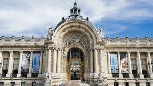 La façade du Petit palais, à Paris, lors des Journées du patrimoine, le 16 septembre 2018. (DENIS MEYER / HANS LUCAS / AFP)