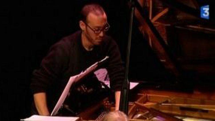 Yaron Herman et le quatuor Manfred à La Coursive  (Culturebox)