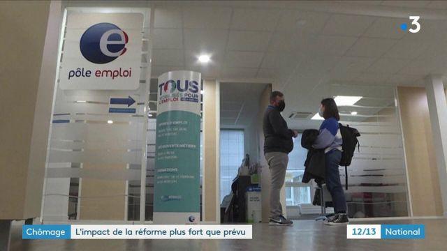 Chômage: la nouvelle réforme touchera plus d'un million de demandeurs d'emploi