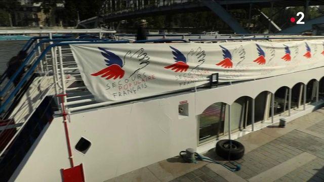 Secours Populaire : une croisière sur la Seine pour les séniors