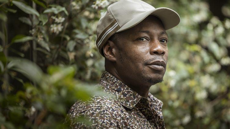 MC Solaar réédite ses trois premiers albums, après des années de guerre avec sa maison de disques. (ARNAUD DUMONTIER / MAXPPP)
