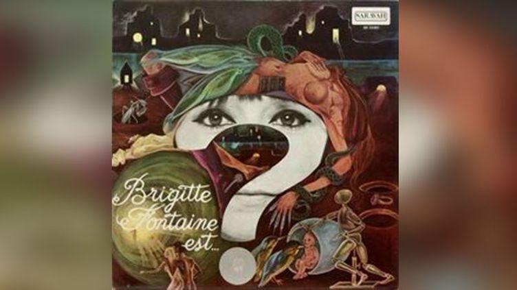 Le premier album produit par Saravah : comme un manifeste, l'envol de Brigitte Fontaine. (Saravah)