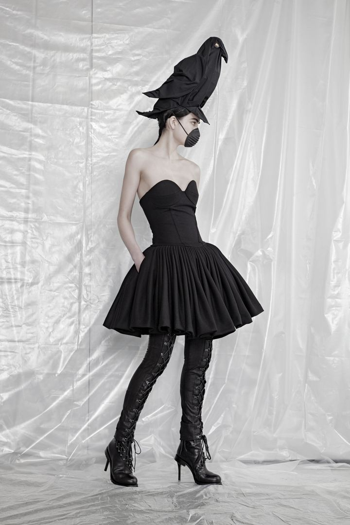 """Les Belges, une histoire de mode inattendue"" : AF Vandevorst ah 2015-16  (Ronald Stoops)"