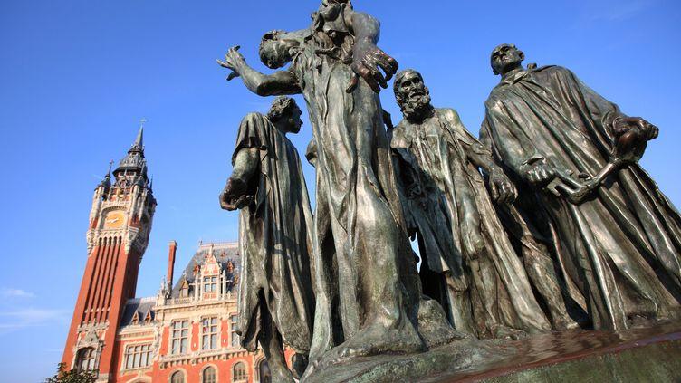Les Bourgeois de Calais de Rodin (PHILIPPE TURPIN / MAXPPP)