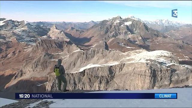 Climat : le recul et la fonte des glaciers s'accélèrent