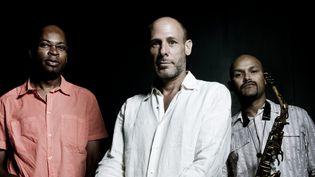 Lionel Loueke, Jeff Ballard etMiguel Zenón  (Andrea Boccalini)
