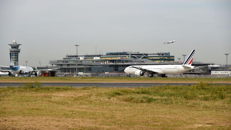 L'aéroport d'Orly, au sud de Paris, le 27 août 2019. (ERIC PIERMONT / AFP)