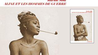 """""""Aline et les hommes de guerre"""" de Karine Silla aux Editions de l'Observatoire (FTV)"""