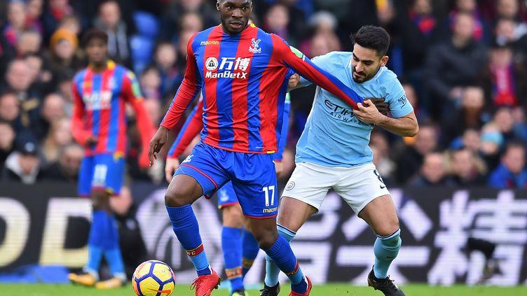 City tenu en échec sur le terrain de Crystal Palace. (GLYN KIRK / AFP)