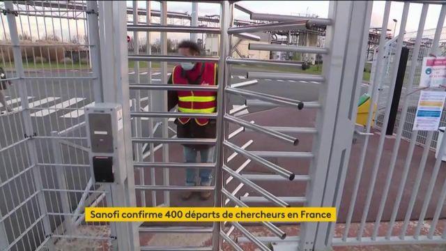 Emploi : plan de départ volontaire chez Sanofi, 400 postes de chercheurs supprimés
