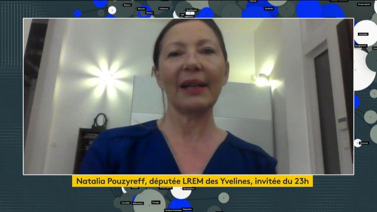 Natalia Pouzireff (LREM) (FRANCEINFO)