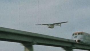 Transports : le rêve brisé de Jean Bertin, créateur de l'aérotrain (France 3)