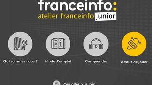 Appli franceinfo junior (Maison de la Radio)