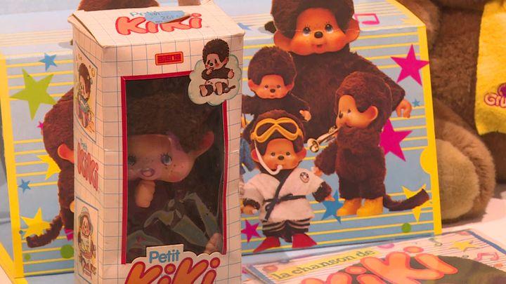 Kiki exposé au musée des jouets des années 80 (DERMERSEDIAN Valerie / France Télévisions)