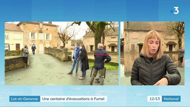 Lot-et-Garonne : les crues sont sous haute vigilance