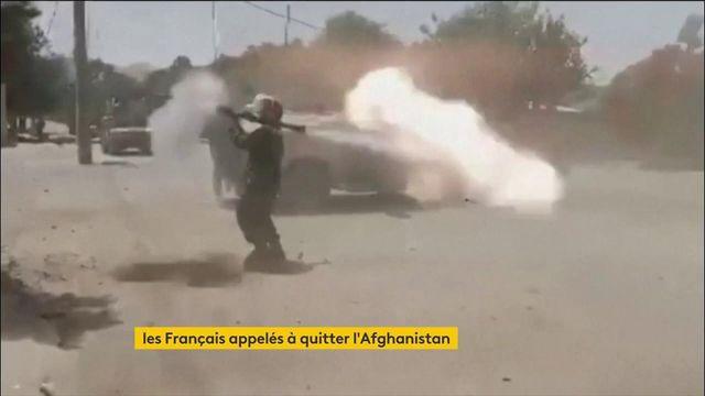 Afghanistan: les Talibans à l'offensive contre le gouvernement