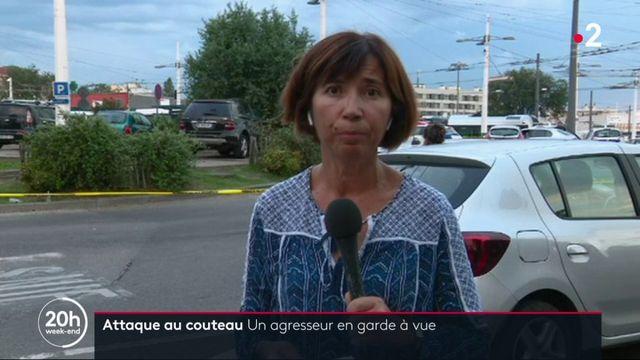Attaque au couteau à Villeurbanne : un agresseur placé en garde à vue