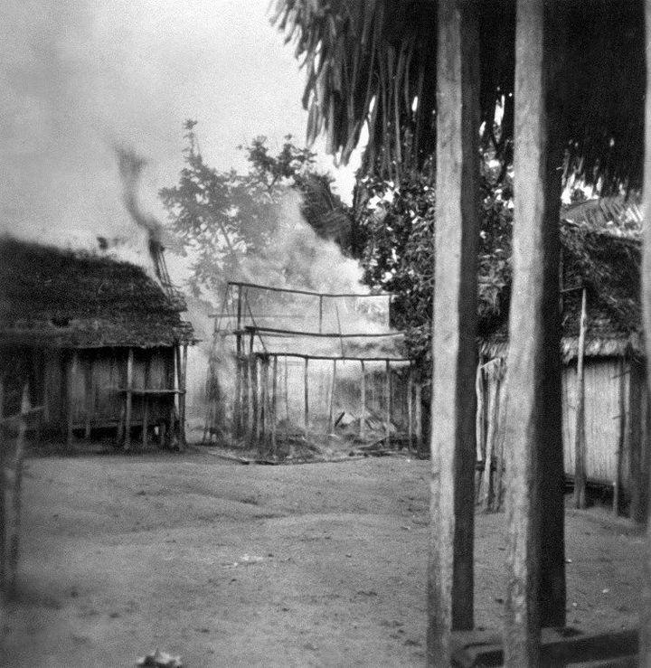 L'insurrection à Madagascar en 1947. (AFP)