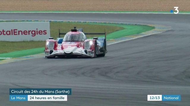 La 89e édition des 24 Heures du Mans se déroule le week-end des 21 et 22 août et parmi les 62 véhicules engagés, un équipage sarthois va tenter de se faire une place.