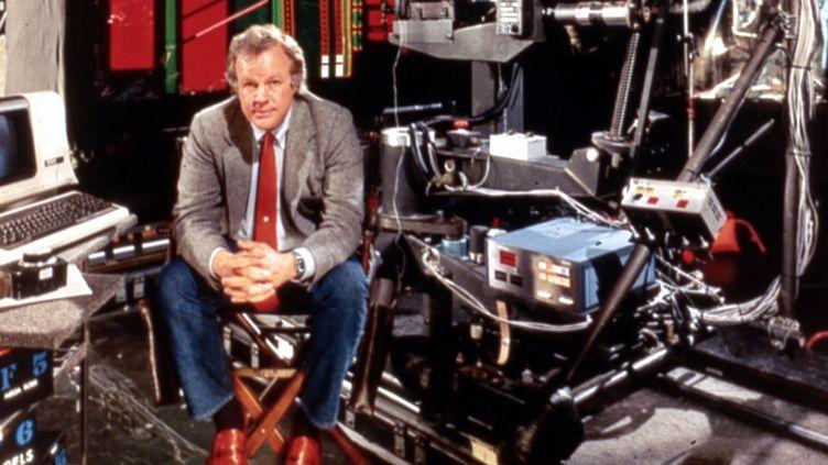 """Douglas Trumbull sur le tournage de son film """"Brainstorm"""" en 1983  (RONALDGRANT/MARY EVANS/SIPA)"""