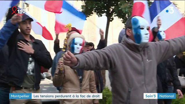 Montpellier : regain de tension entre étudiants