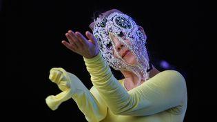 Björk en concert aux Nuits de Fourvière, le 20 juillet 2015  (LoLL Willems)