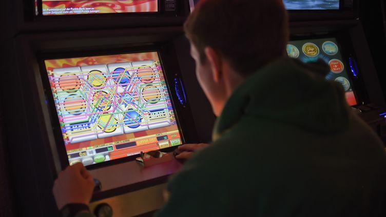 Un joueur dans un casino - Illustration (BRITTA PEDERSEN / ZB)
