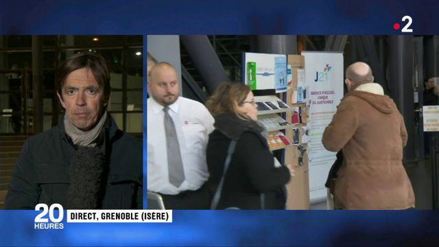 Affaire Maëlys : Nordahl Lelandais s'est expliqué face au procureur de Grenoble