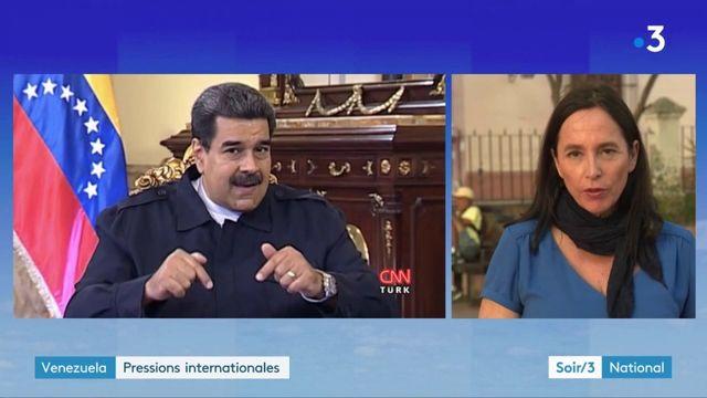 Venezuela : Maduro ne veut pas d'une élection présidentielle anticipée