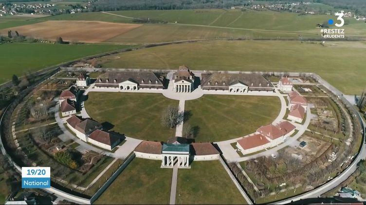 La saline royale d'Arc-et-Senan (Doubs) est un lieu unique placé au patrimoine mondial de l'Unesco depuis 1982. (France 3)