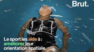 VIDEO. Au Mexique, un club de natation synchronisée entraîne des nageuses atteintes de trisomie 21 (BRUT)