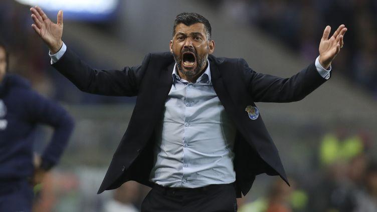 L'entraîneur portugais Sergio Conceicao (FC Porto) (DPI / NURPHOTO)