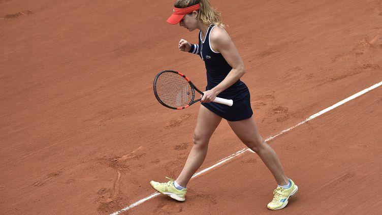 La joueuse française Alizé Cornet (ERIC FEFERBERG / AFP)