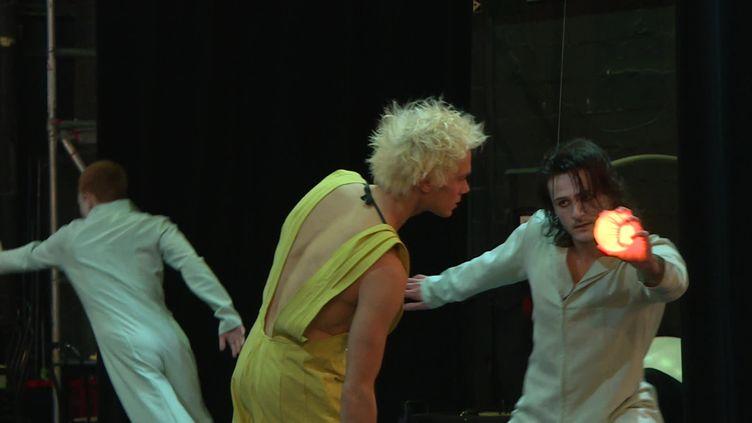 """Le spectacle """"Le Petit Prince"""" s'envole pour l'opéra de Sydney. (CAPTURE D'ÉCRAN FRANCE 3 / L. CADEAU)"""