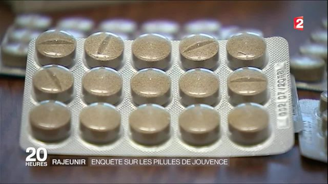Rajeunir : enquête sur les pilules de jouvence