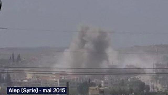 Syrie : de nouvelles attaques au chlore