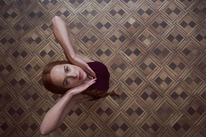 "Dakota Johnson dans ""Suspiria"" de Luca Guadagnino  (Amazon Studios)"