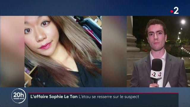 Sophie Le Tan : l'étau se resserre