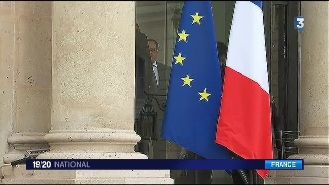 Attentats de Paris : François Hollande a reçu les associations de victimes