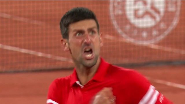Les moments forts de la victoire de Djokovic contre Berrettini