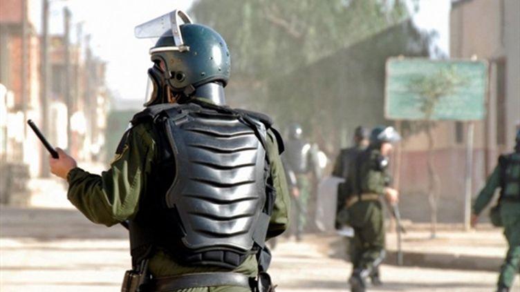 Deux soldats ont été tués et six blessés dans un attentat à la bombe contre un poste militaire avancé (AFP - STRINGER)