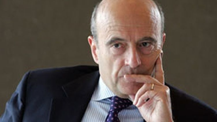 Alain Juppé, coprésident de la commission de  réflexion sur le grand emprunt (© AFP / Pierre Andrieu)