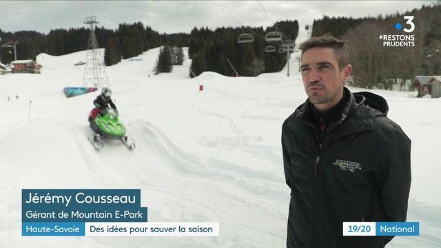 Sports d'hiver : les alternatives au ski alpin