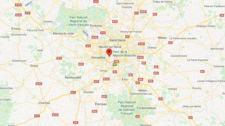 Clamart, dans les Hauts-de-Seine, en région Île-de-France. (GOOGLE MAPS)