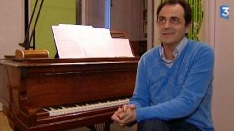Christian Girardot, compositeur pour le théâtre et le cinéma  (Culturebox)