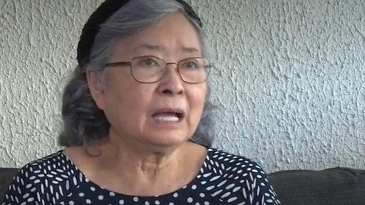 """Le combat d'une femme intoxiquée pendant la guerre du Vietnam par """"l'agent orange"""" (France Info)"""
